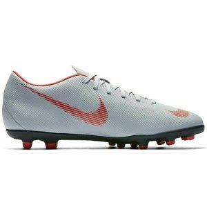 Nike Gray Orange Soccer Cleats AH7378 060 Size 11